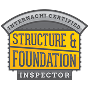 InterNACHI Certified Structure & Foundation Inspector